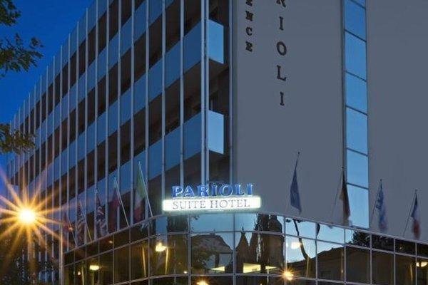 Suite Hotel Parioli - фото 23
