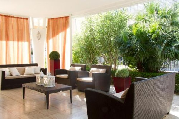 Suite Hotel Parioli - фото 8