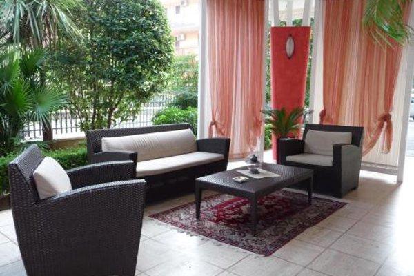 Suite Hotel Parioli - фото 9