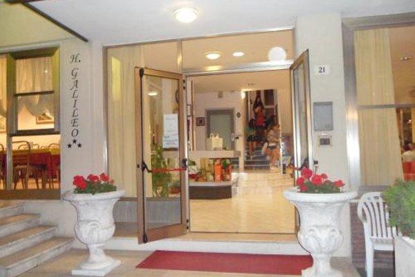 Hotel Galileo - фото 17