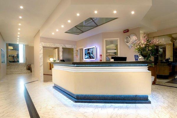 Hotel Villa Rosa Riviera - фото 12