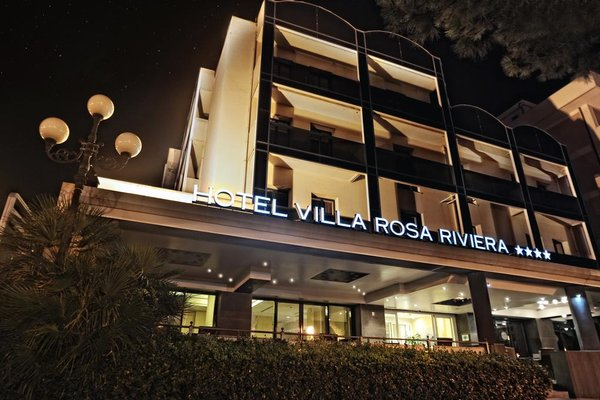 Hotel Villa Rosa Riviera - фото 22