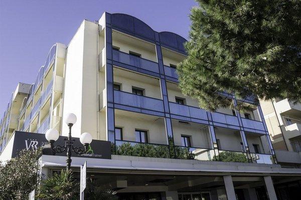 Hotel Villa Rosa Riviera - фото 23