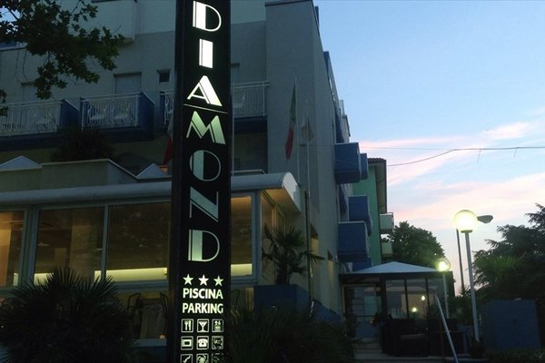 Hotel Diamond - фото 21