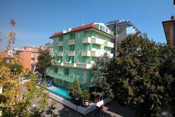 Residence Eurogarden - фото 23