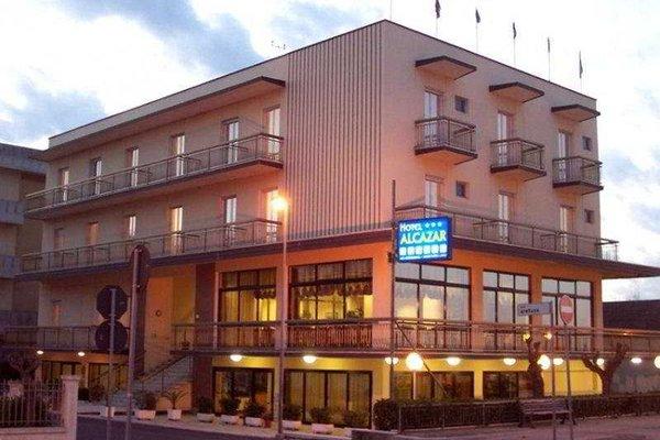 Hotel Alcazar - фото 23