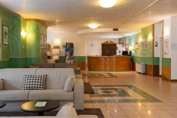 Hotel Aiglon - 15