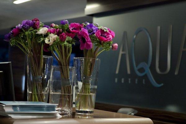 Aqua Hotel - фото 16