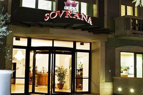 Hotel Sovrana - фото 19