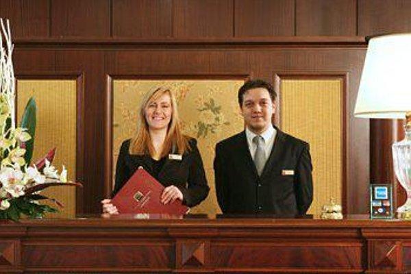 Hotel Admiral Palace - фото 17