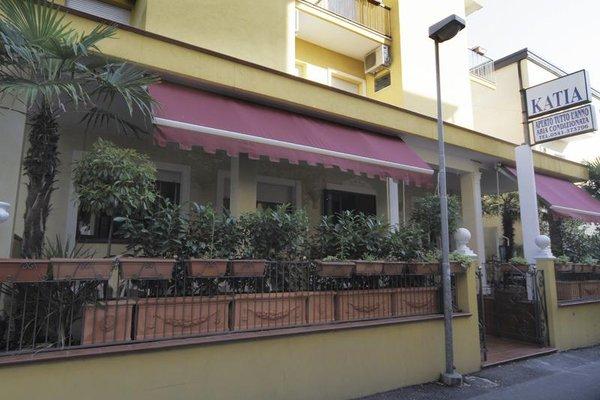 Villa Katia Hotel Rimini - фото 21