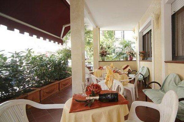 Villa Katia Hotel Rimini - фото 22