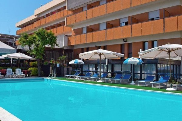 Park Hotel Rimini - фото 20