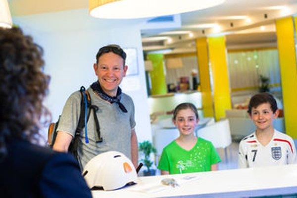 Hotel Garda - TonelliHotels - фото 11