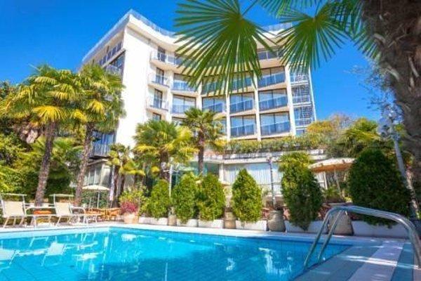 Hotel Garda - TonelliHotels - фото 22