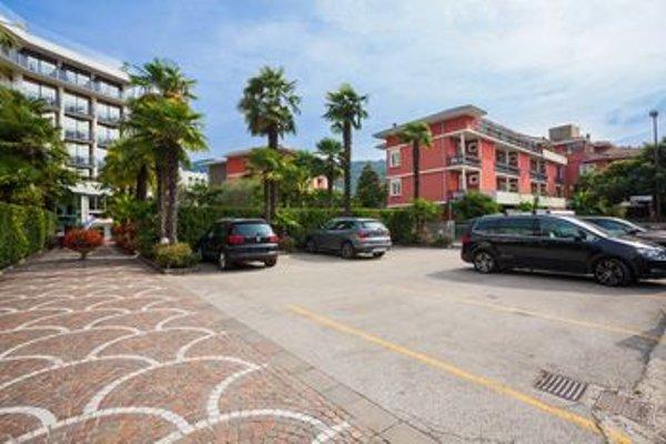 Hotel Garda - TonelliHotels - фото 23