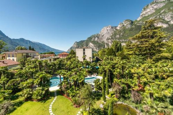 Parc Hotel Flora - фото 23