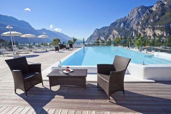 Hotel Kristal Palace - TonelliHotels - фото 50