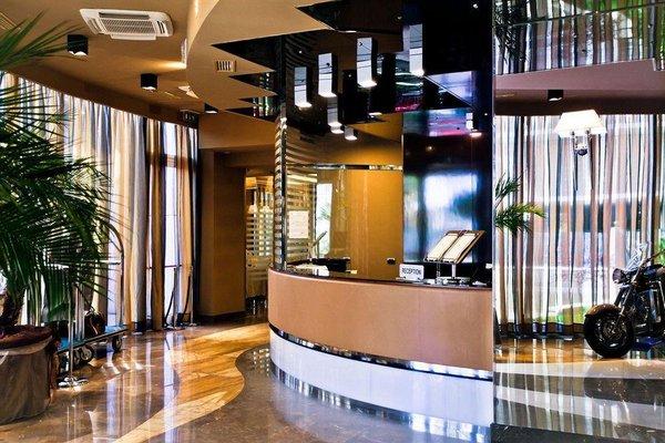 Hotel Kristal Palace - TonelliHotels - фото 11