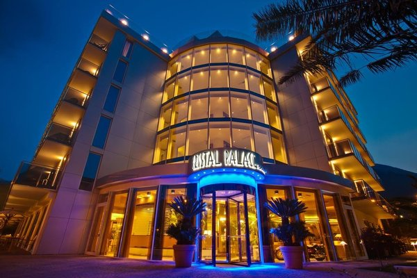 Hotel Kristal Palace - TonelliHotels - фото 23