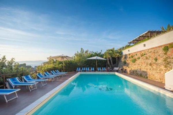 Villa Parisi Grand Hotel - 20