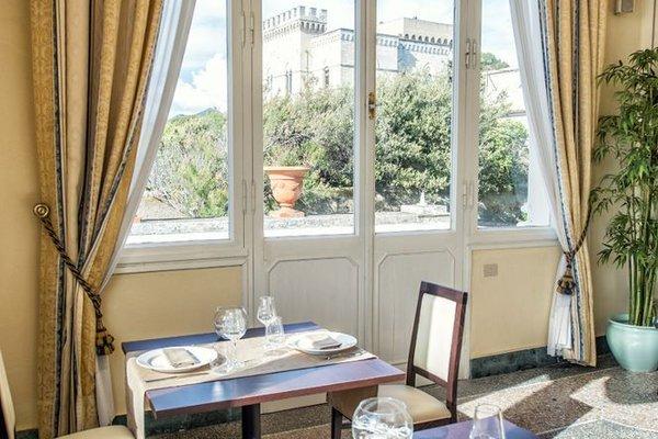 Villa Parisi Grand Hotel - 9