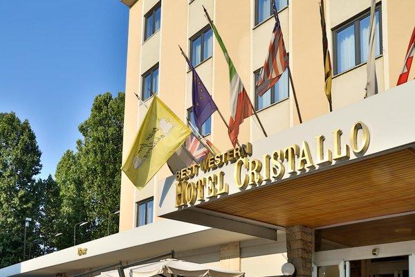 Best Western Hotel Cristallo - фото 22