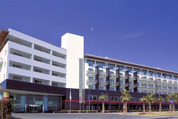 Grand Hotel Salerno - фото 22