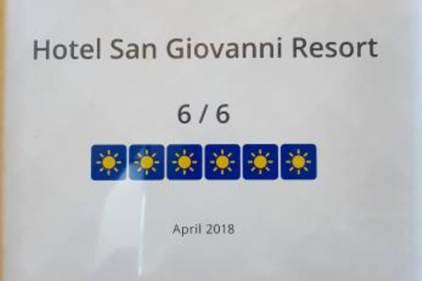 Hotel San Giovanni Resort - фото 19