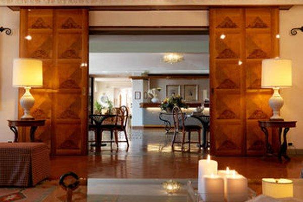 Relais Santa Chiara Hotel - фото 10