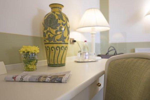 Relais Santa Chiara Hotel - фото 11