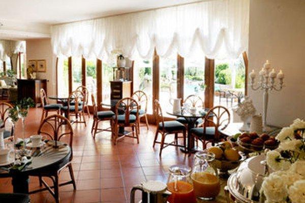 Relais Santa Chiara Hotel - фото 12
