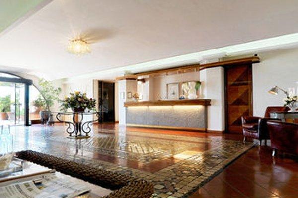Relais Santa Chiara Hotel - фото 14