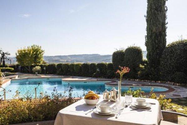 Relais Santa Chiara Hotel - фото 20
