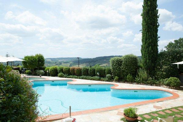 Relais Santa Chiara Hotel - фото 21