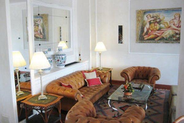 Relais Santa Chiara Hotel - фото 4