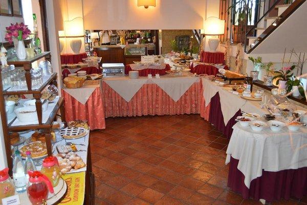 Breakfast Hotel Le Volpaie - фото 11