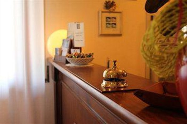 Breakfast Hotel Le Volpaie - фото 9