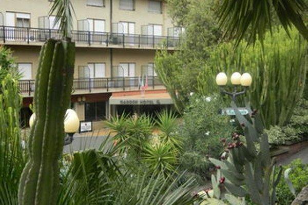 Garden Hotel - фото 22