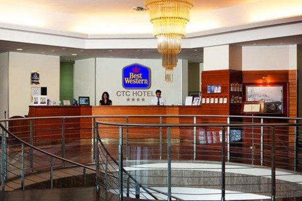 Best Western CTC Hotel Verona - фото 12