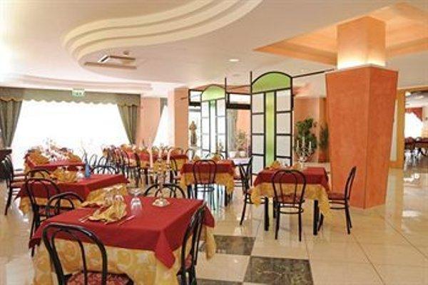 Hotel Garden - 11