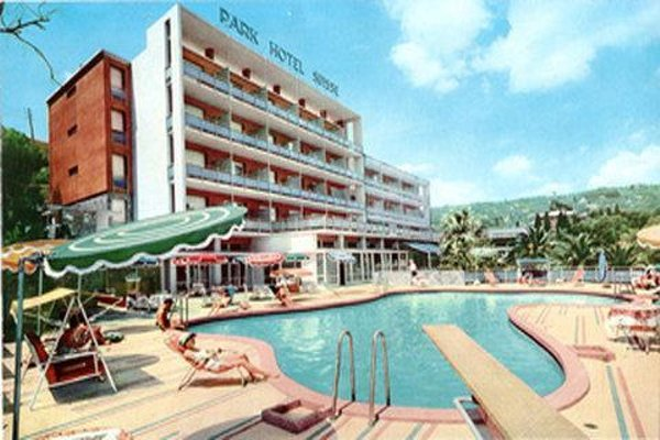 Park Hotel Suisse - фото 40