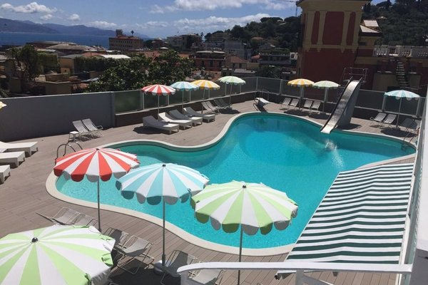 Park Hotel Suisse - фото 19