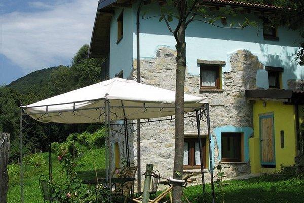Гостевой Дом Agriturismo Al-Marnich - фото 22