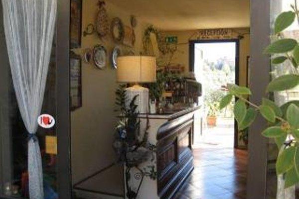 Hotel Ristorante Piccolo Chianti - фото 17
