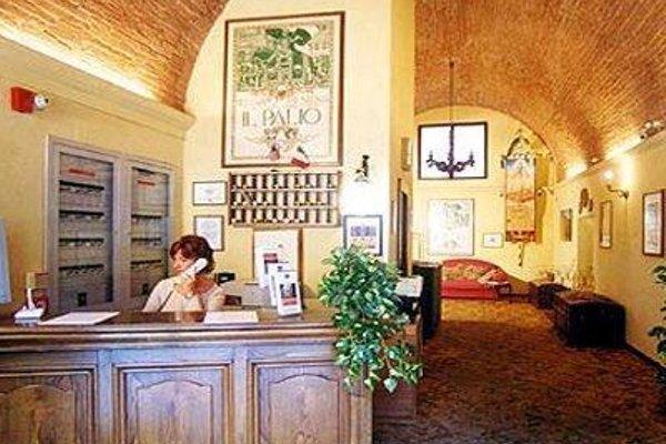 Piccolo Hotel II Palio - фото 11