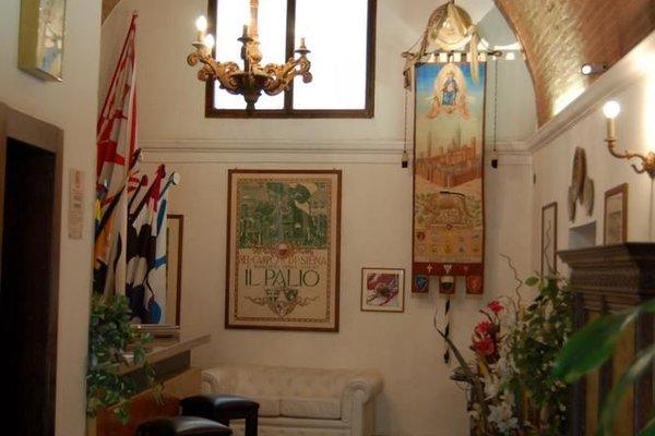 Piccolo Hotel II Palio - фото 14