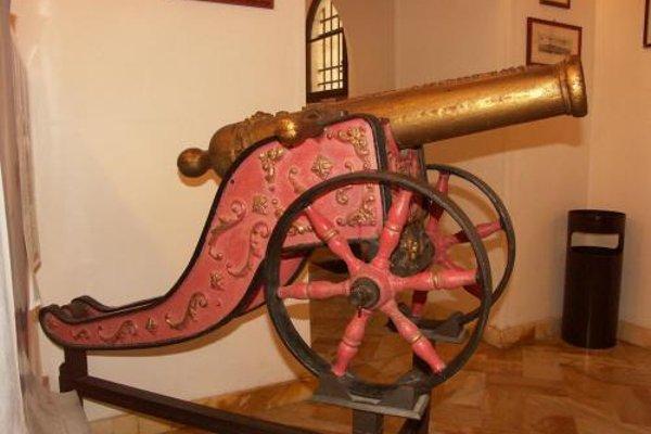 Albergo Cannon d'Oro - фото 17