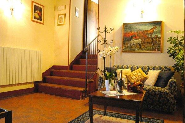 Residenza d'Epoca Palazzo Fani Mignanelli - фото 9
