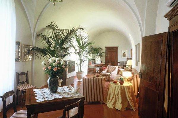 Hotel Certosa Di Maggiano - фото 13